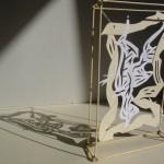 Papier sculptés - Box paper
