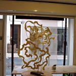 """""""Relation"""" - papier sculpté"""