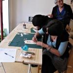 Atelier de découpe de papier pour adultes