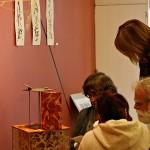 """""""Vue d'exposition : Oeunigma, livre d'artiste, exemplaire unique"""""""