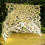 Atrium - papier sculpté