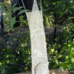 Le jardin intérieur - papier sculpté