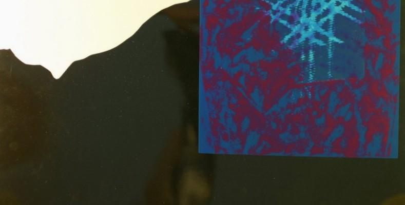 L'Image transfigurée - Sérigraphie 5