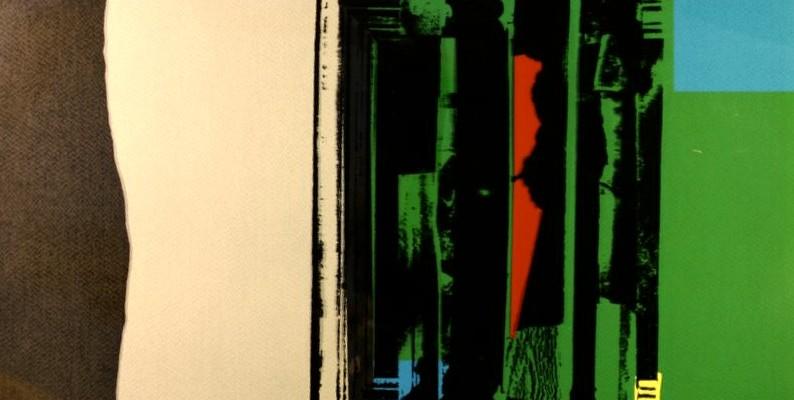 L'Image transfigurée - Sérigraphie 6