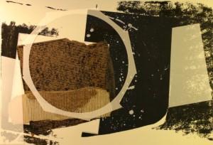 L'Image transfigurée - Sérigraphie 4