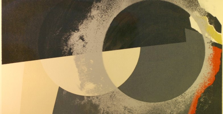 L'Image transfigurée - Sérigraphie 3