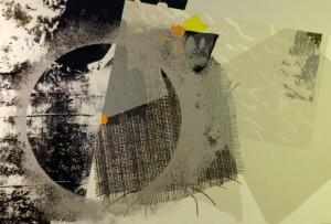 L'Image transfigurée - Sérigraphie 2