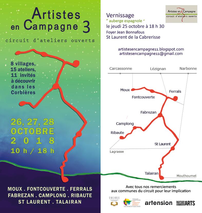 Exposition Artistes en campagne #3