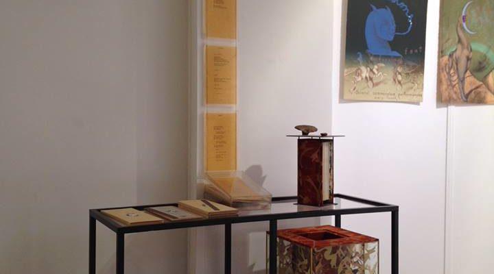 Pascal-Olivier-Reynaud Livres d'artiste