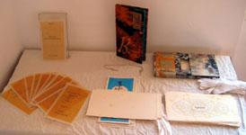 Livres d'artiste, édition d'art