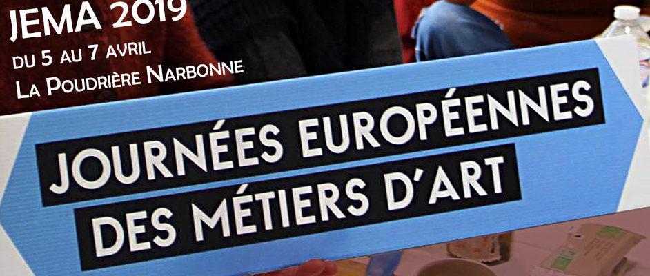 JEMA 2019 Papiers découpés à Narbonne