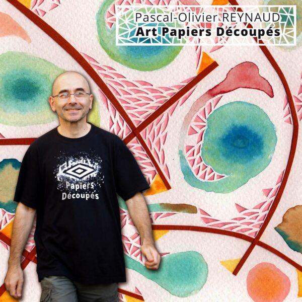 Art Papiers Découpés - Pascal-Olivier Reynaud