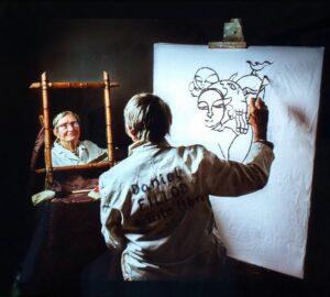 Portrait - Daniel Fillod